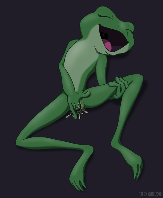 and frog the princess lawrence Vega (street fighter)