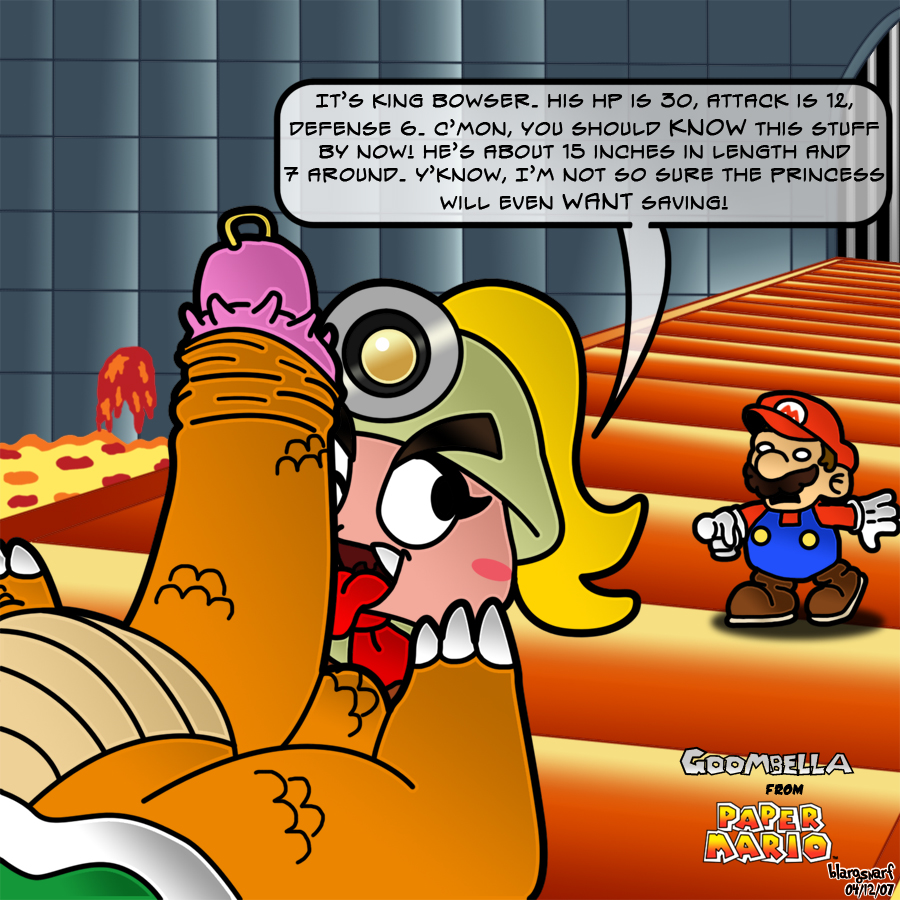 bowser x reader female male The day the earth stood still gif