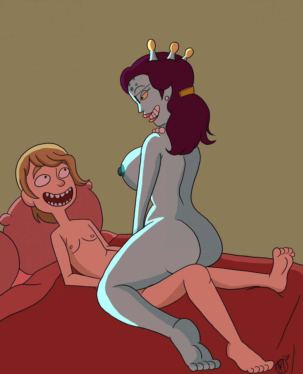 and morty summer naked rick from Padme amidala and anakin skywalker age differences