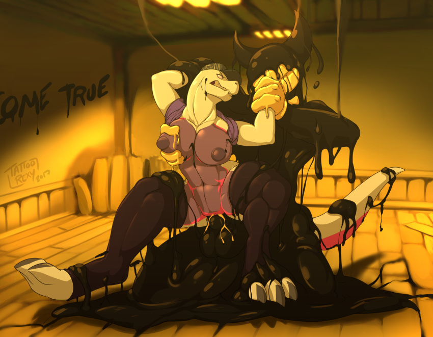 and machine the ink bendy angel What are the rules of jinx