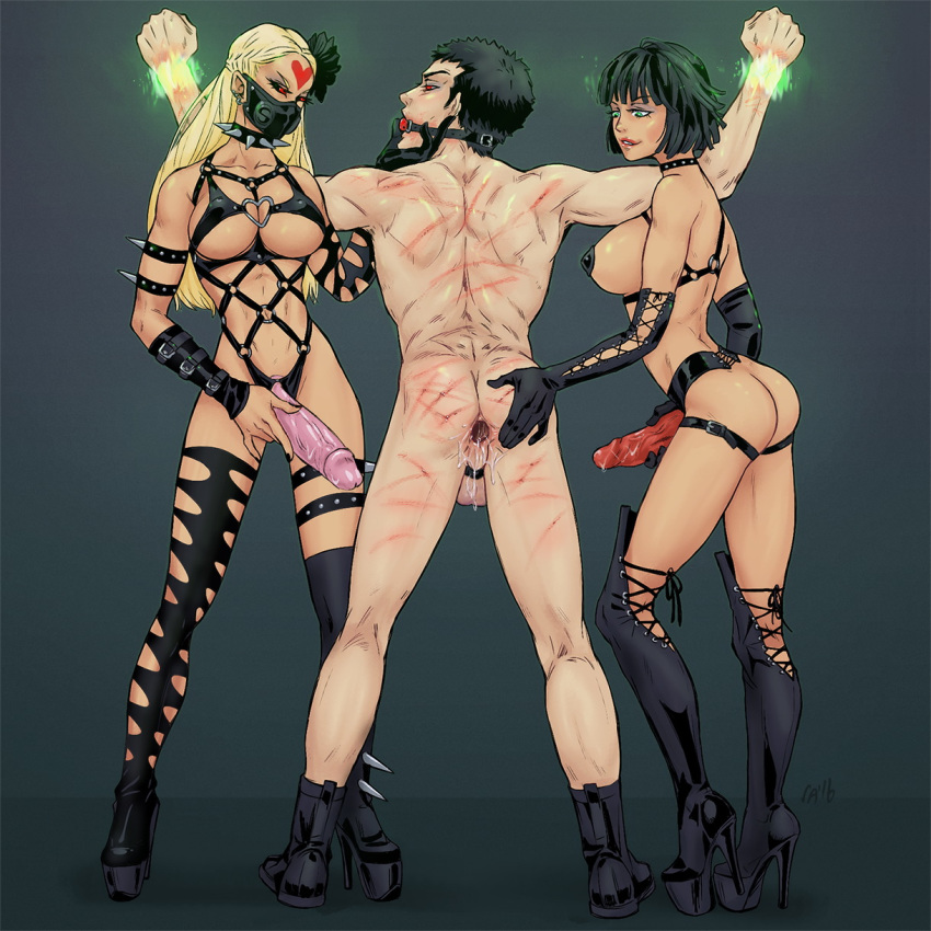 fubuki man ass punch one A sister's all you need nudity