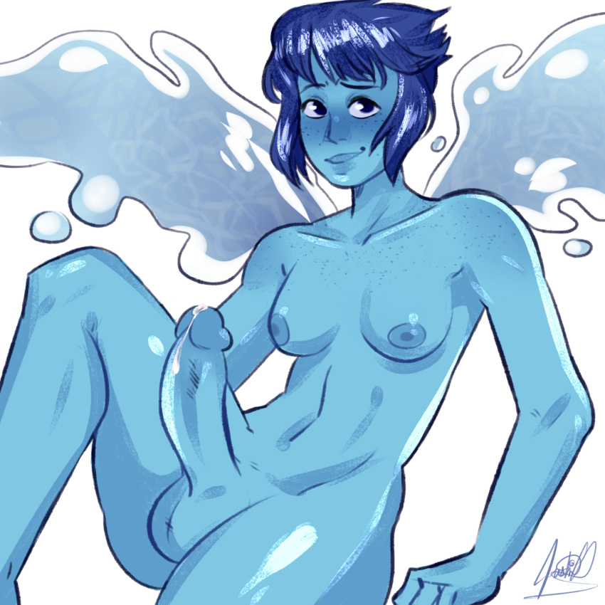 lazuli nude steven universe lapis Kabaneri of the iron fortress back muscles