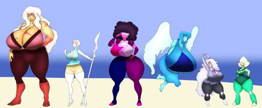 and lapis peridot universe steven Rabies- my mom and sister are size queen sluts