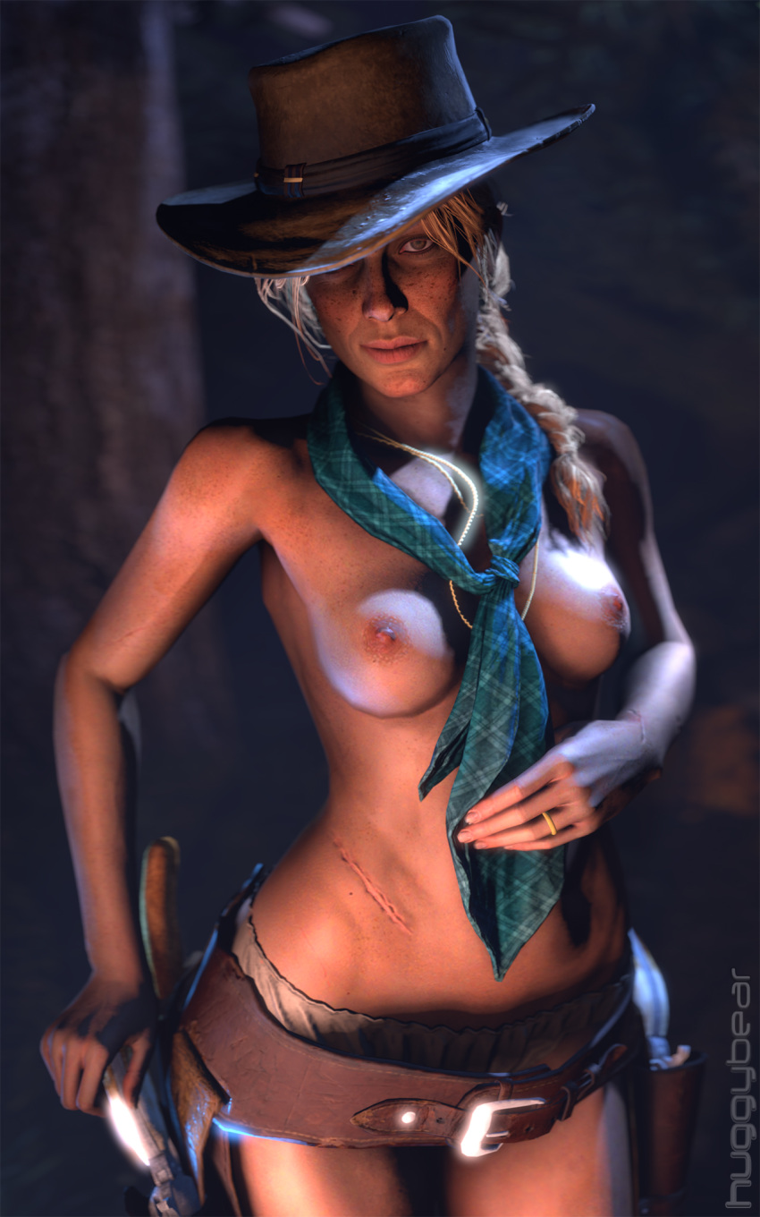red dead redemption The walking dead game hentai