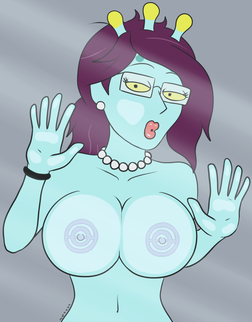 rick morty and naked from summer Trials in tainted space ellie