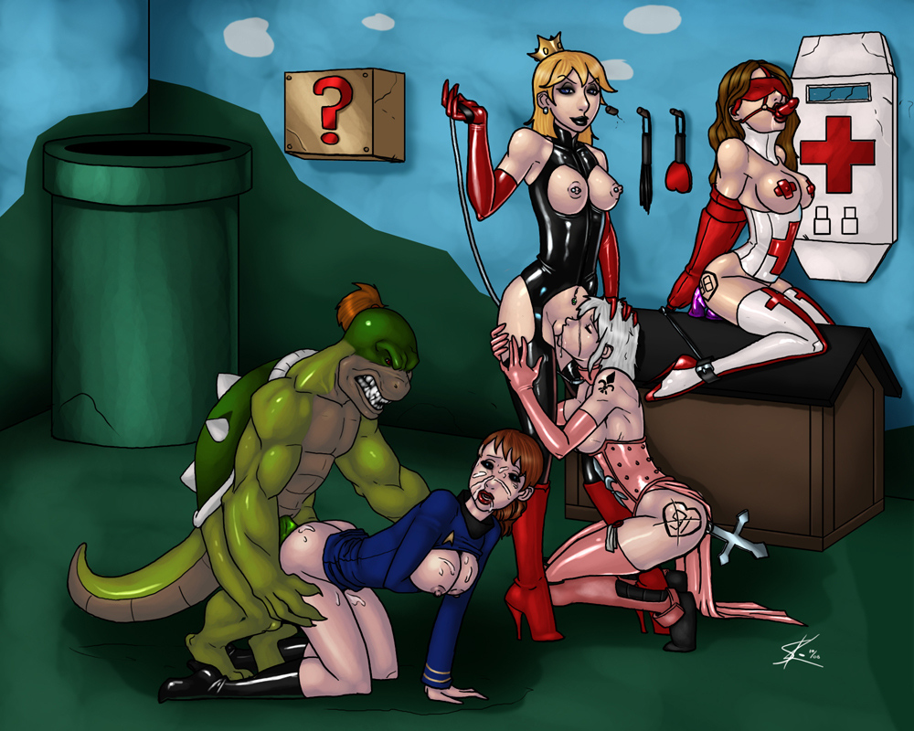 x female male bowser reader What is /v/ 4chan