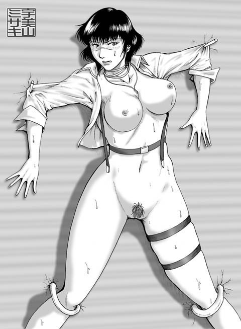 lady may (devil cry) Fist of the north star scars