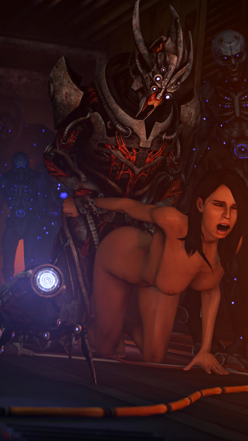 effect gif porn mass andromeda Rouge the bat hentai gif
